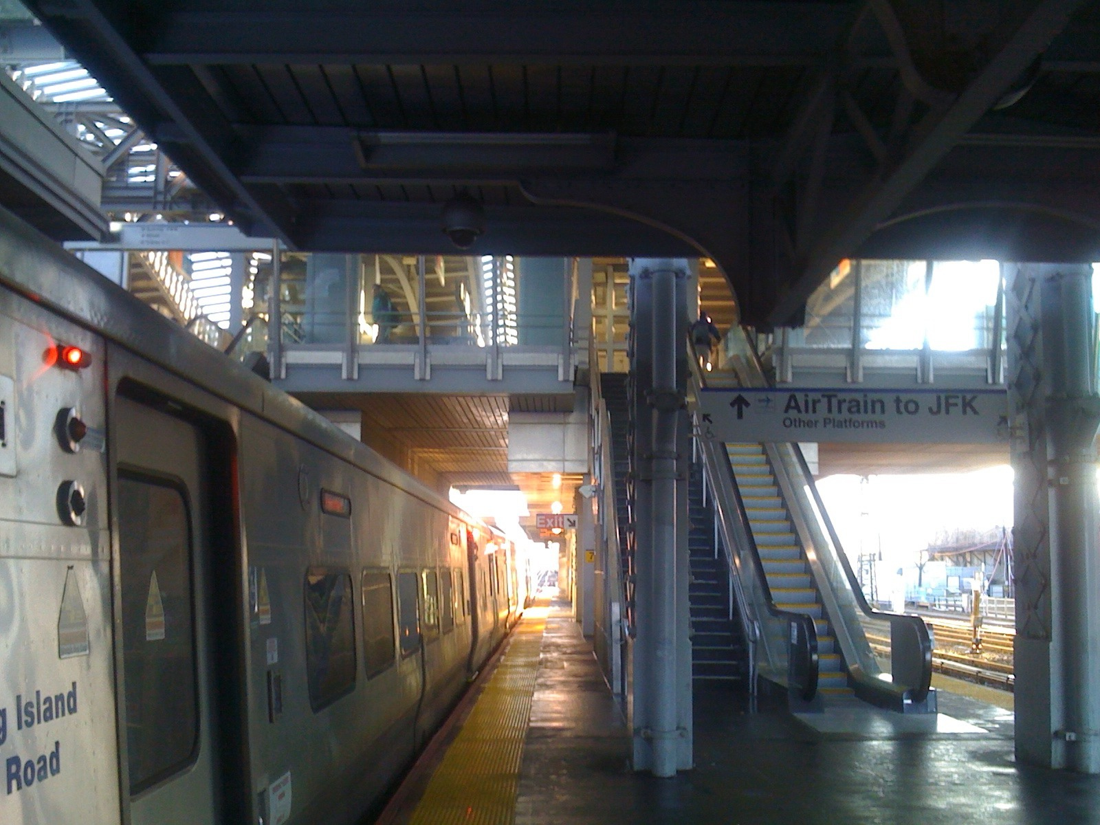 Trains, planes, and automobiles
