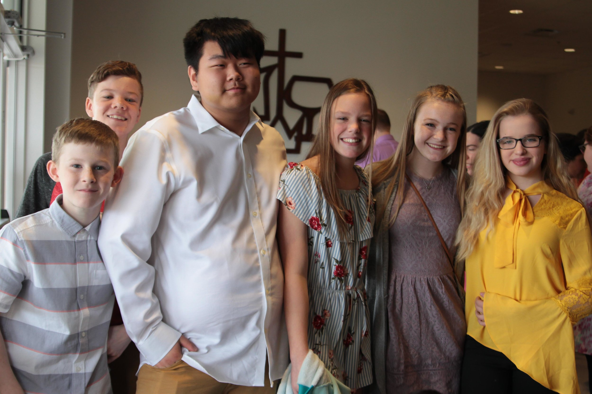 YOUTH - Learn more about Youth Ministry