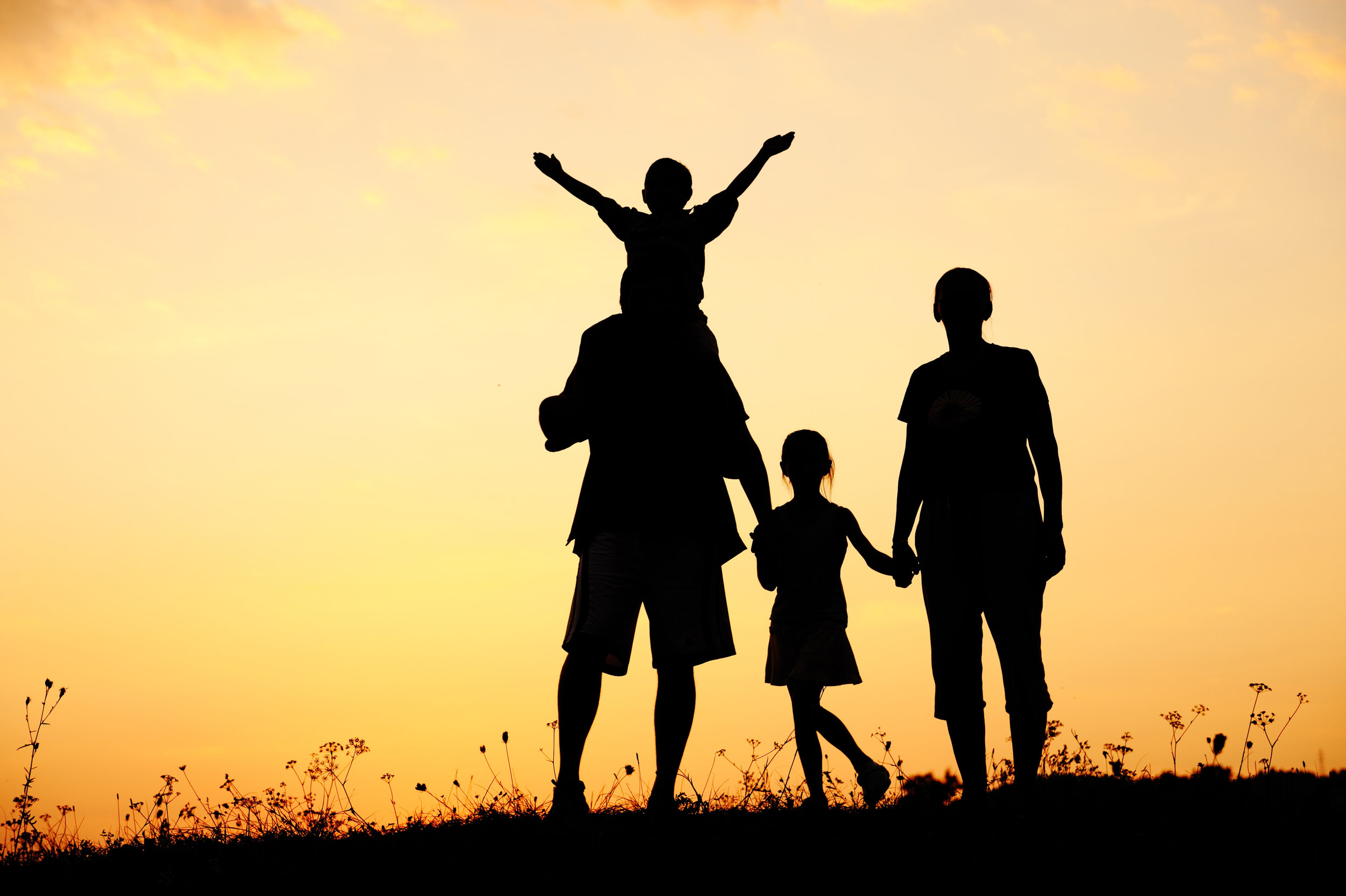FAMILIES - Learn more about Family Ministry