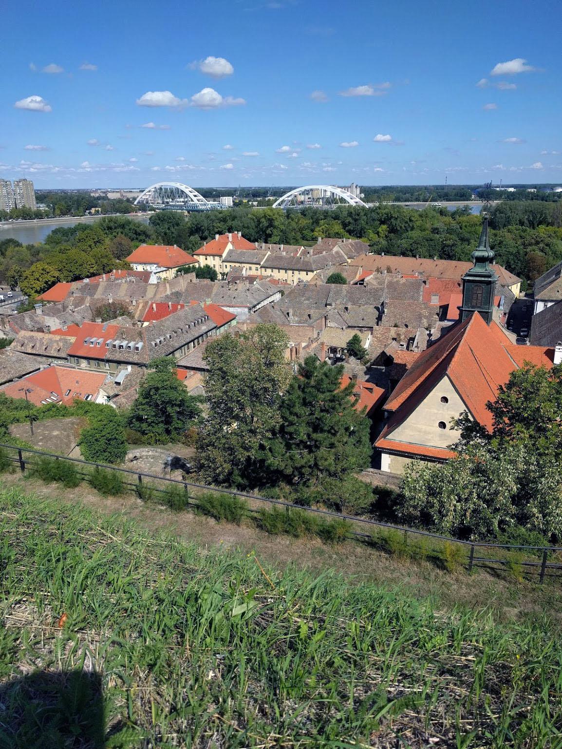 Old Novi Sad, Serbia