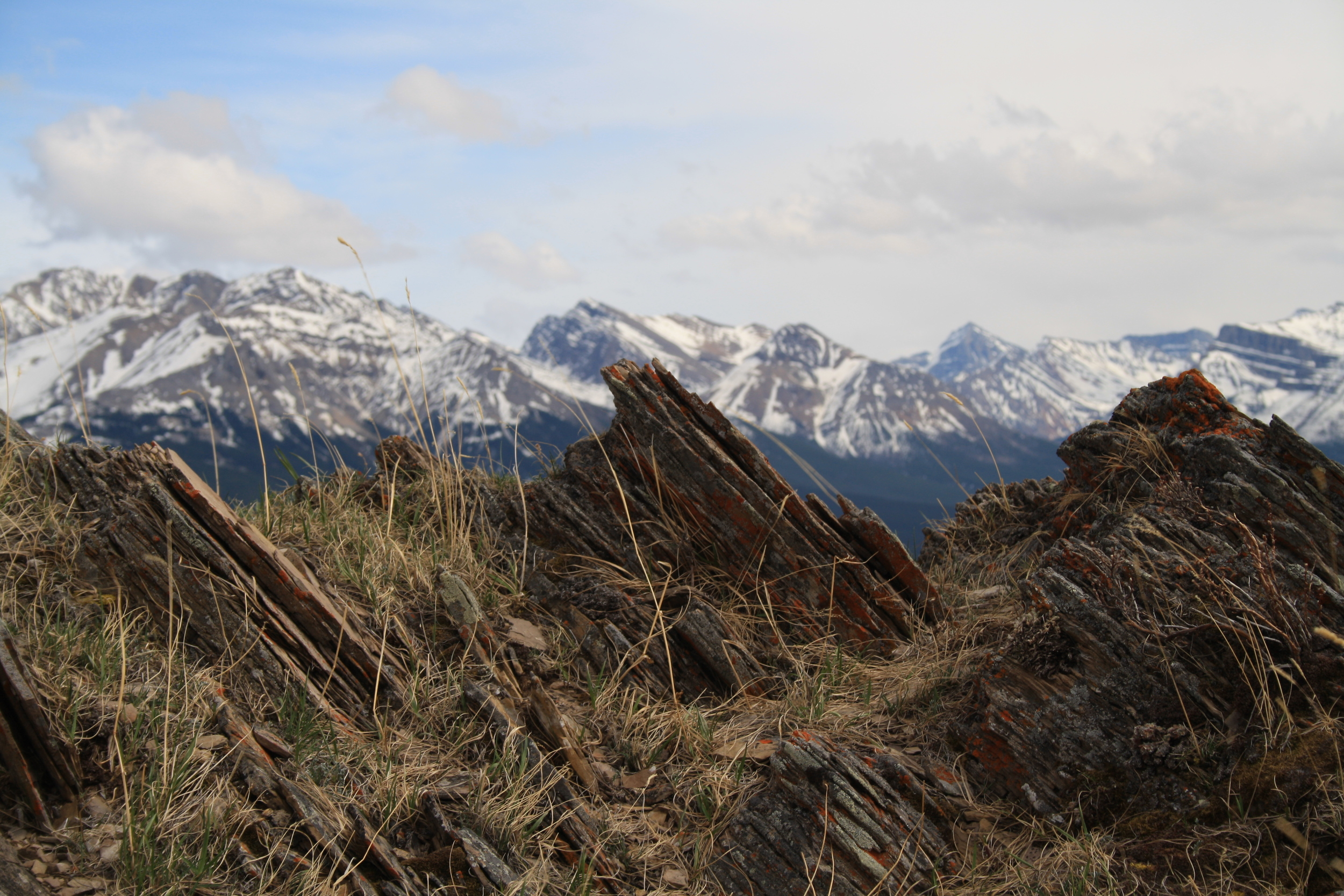 Tuff Puff, Rocky Mountains
