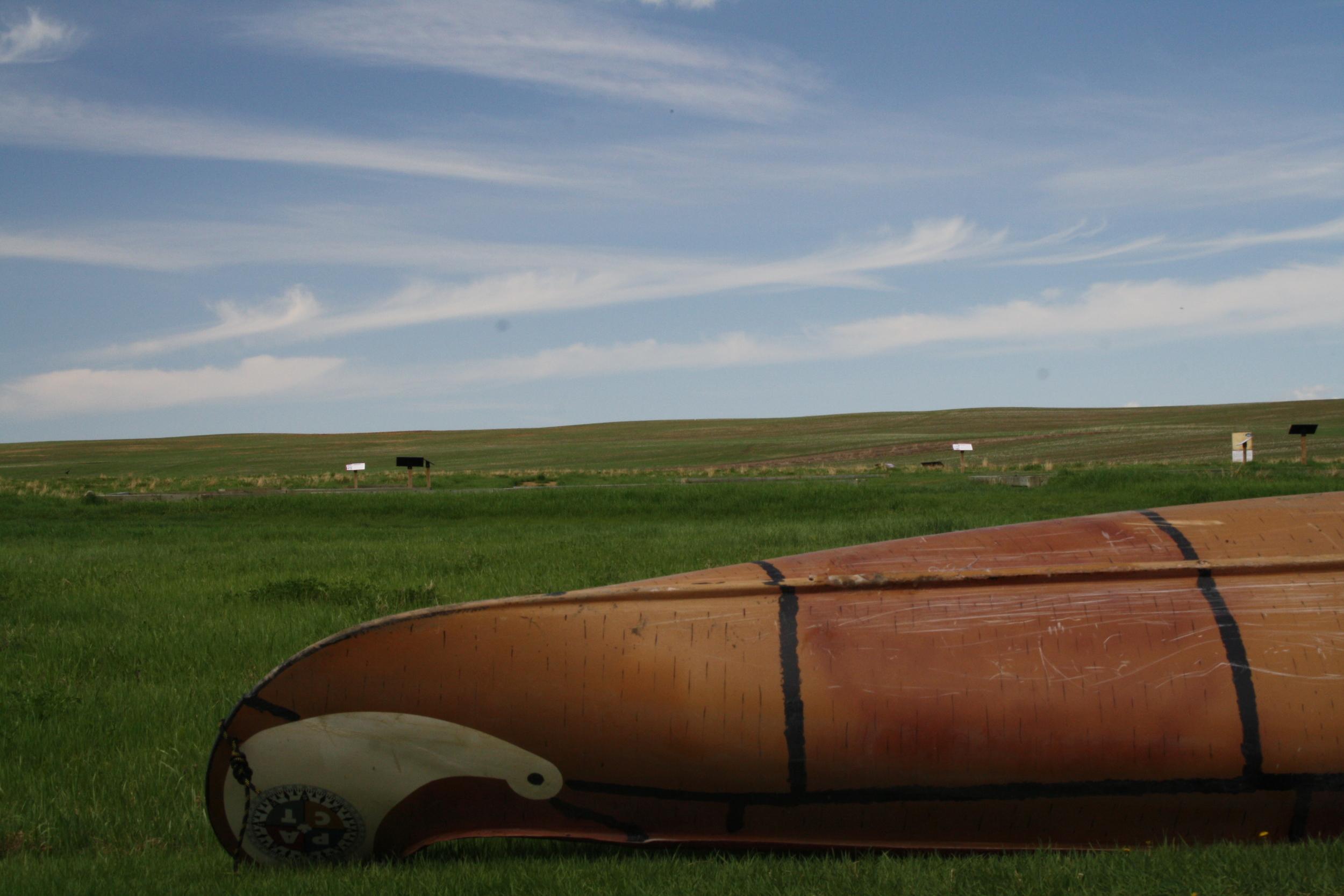 Fort Pitt Provincial Historic Park, Saskatchewan