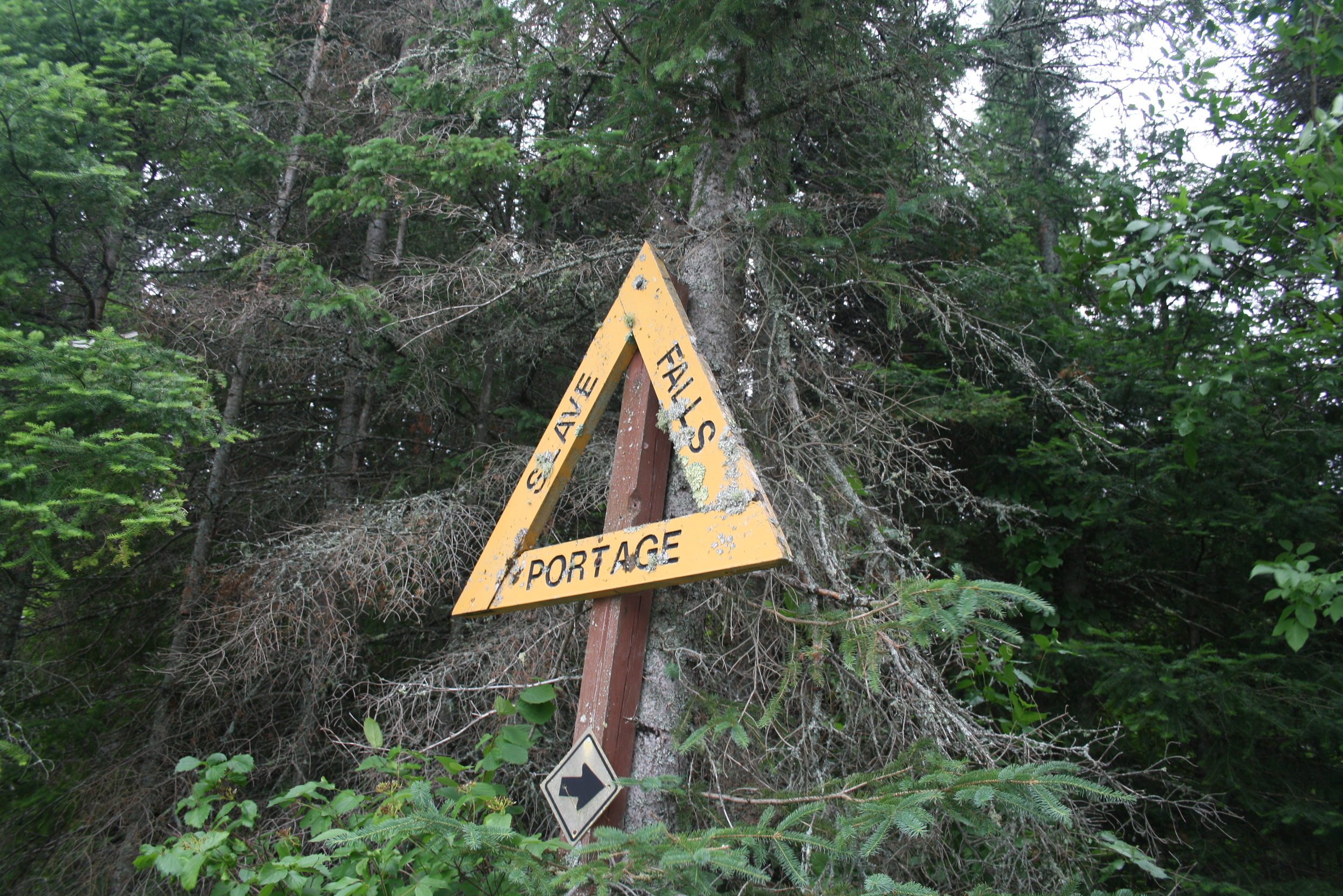 Pine Falls Portage
