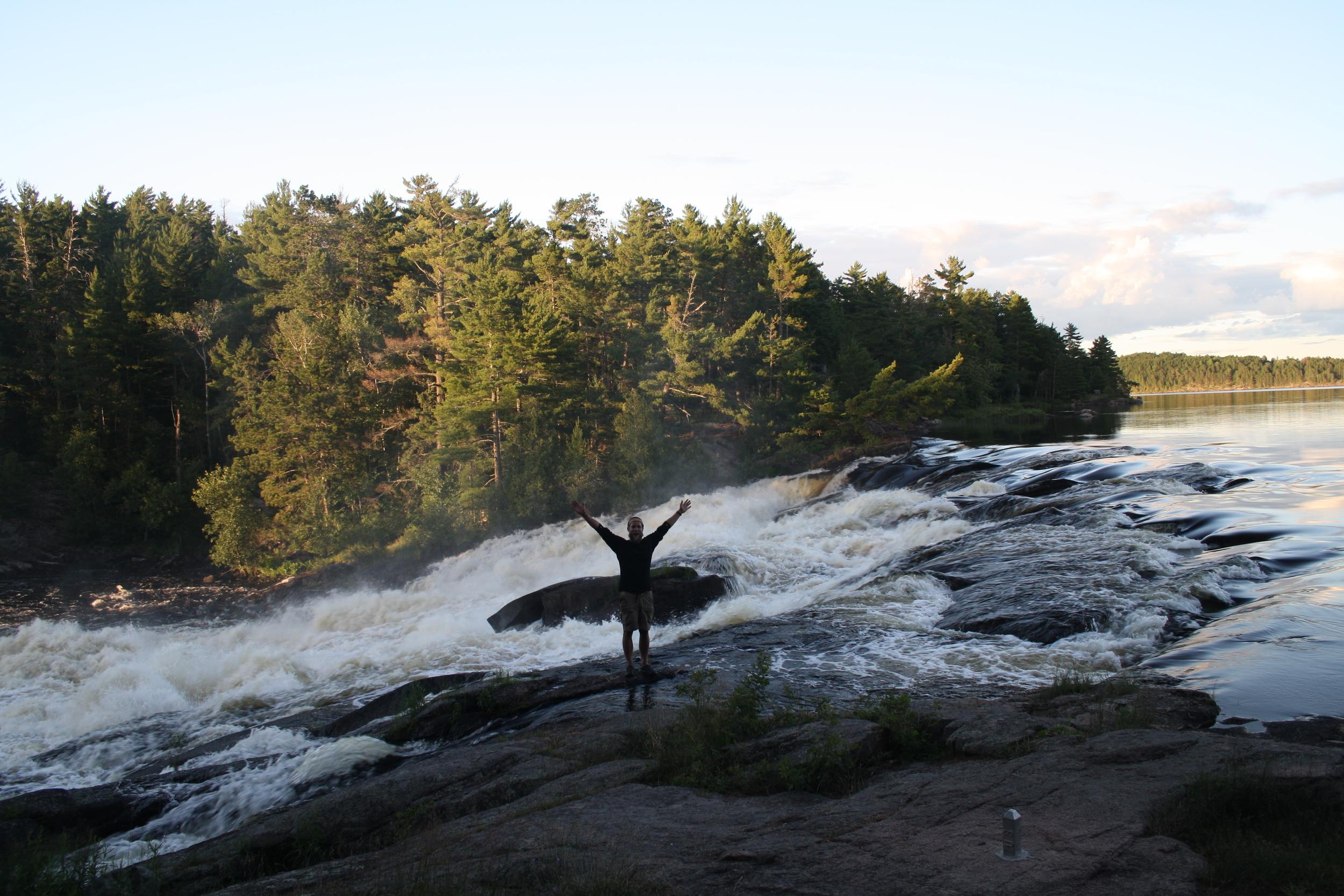 Rapids, Quetico Provincial Park