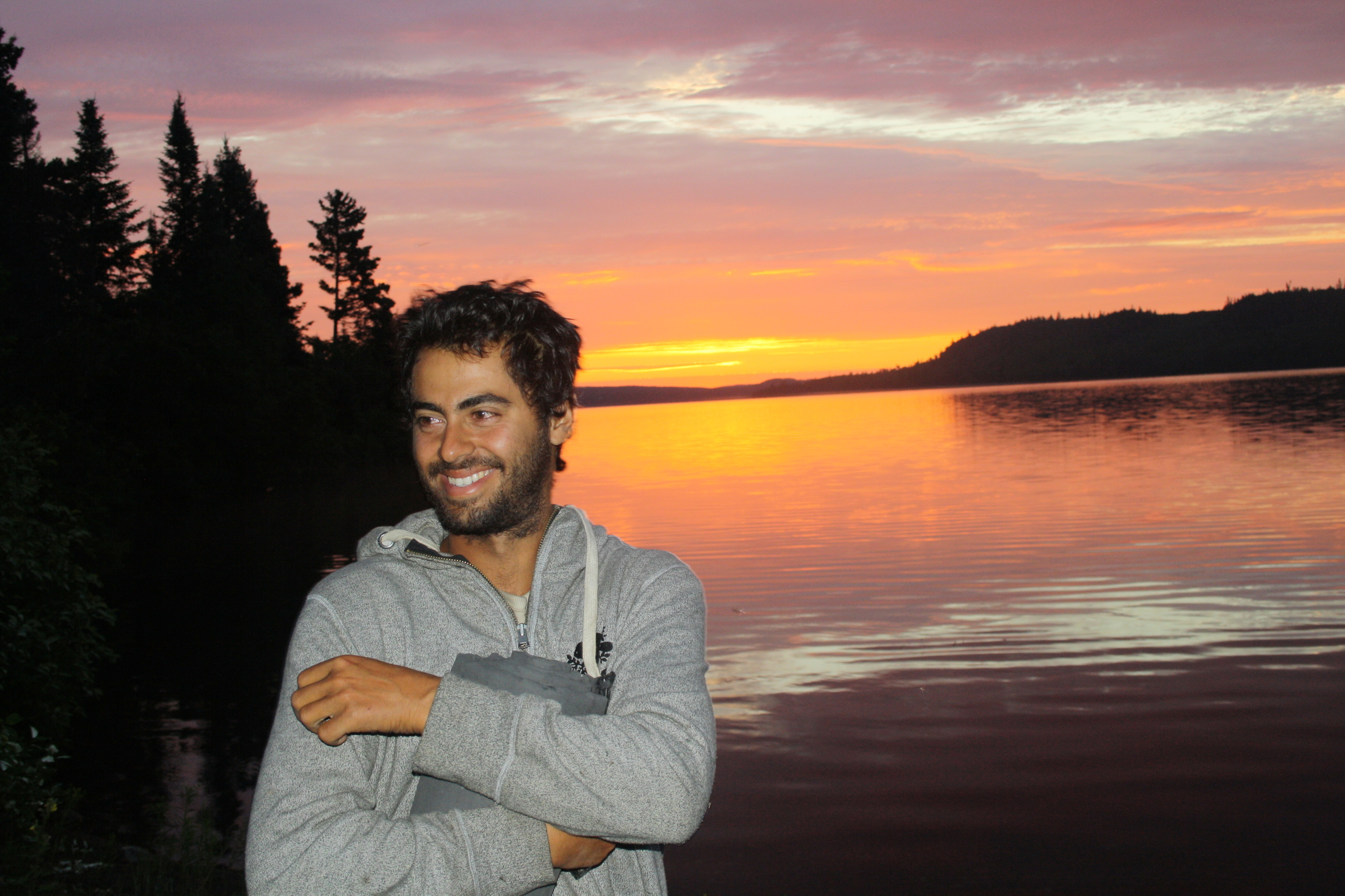 Marc at twilight