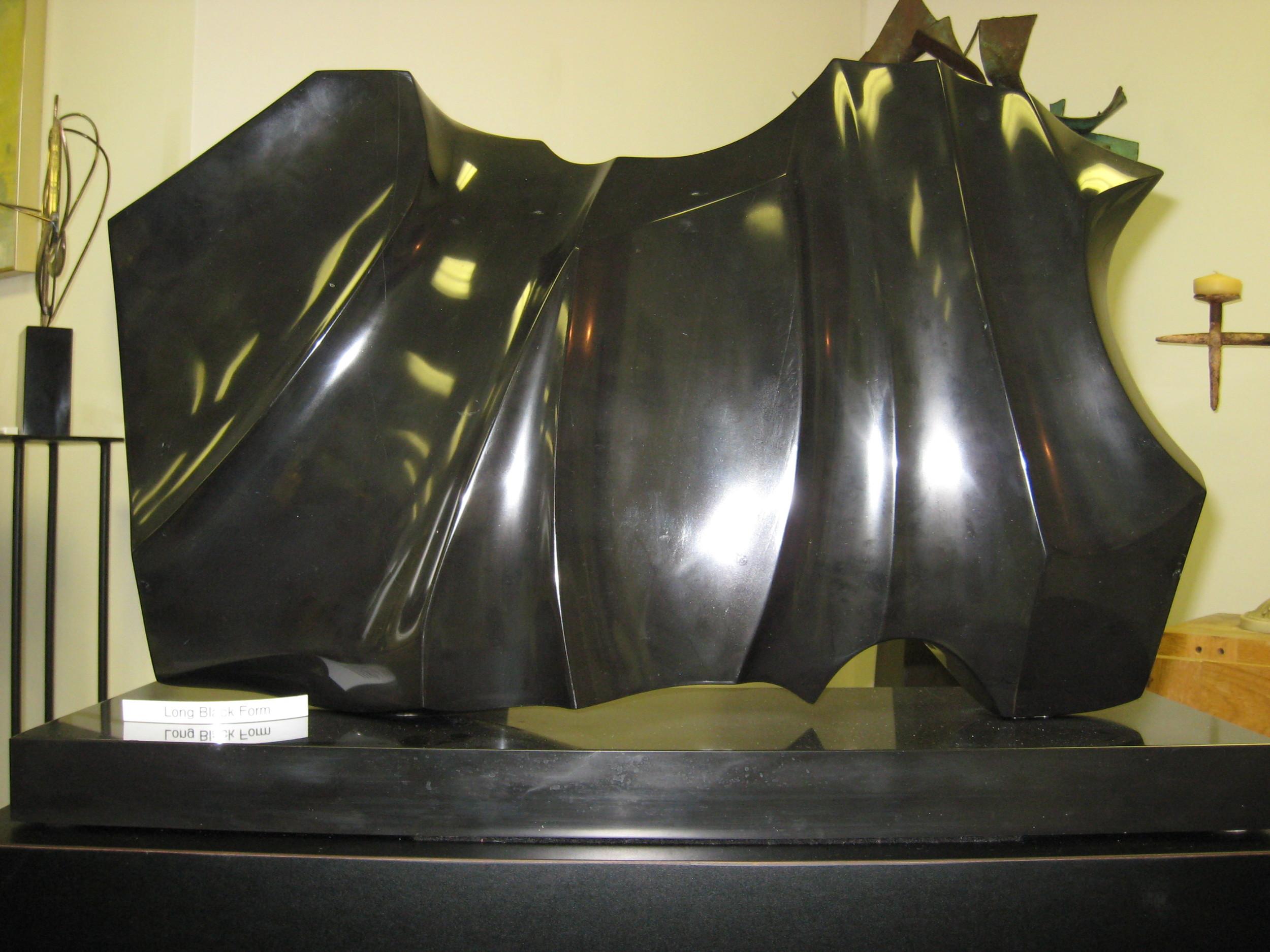 Long Black Form
