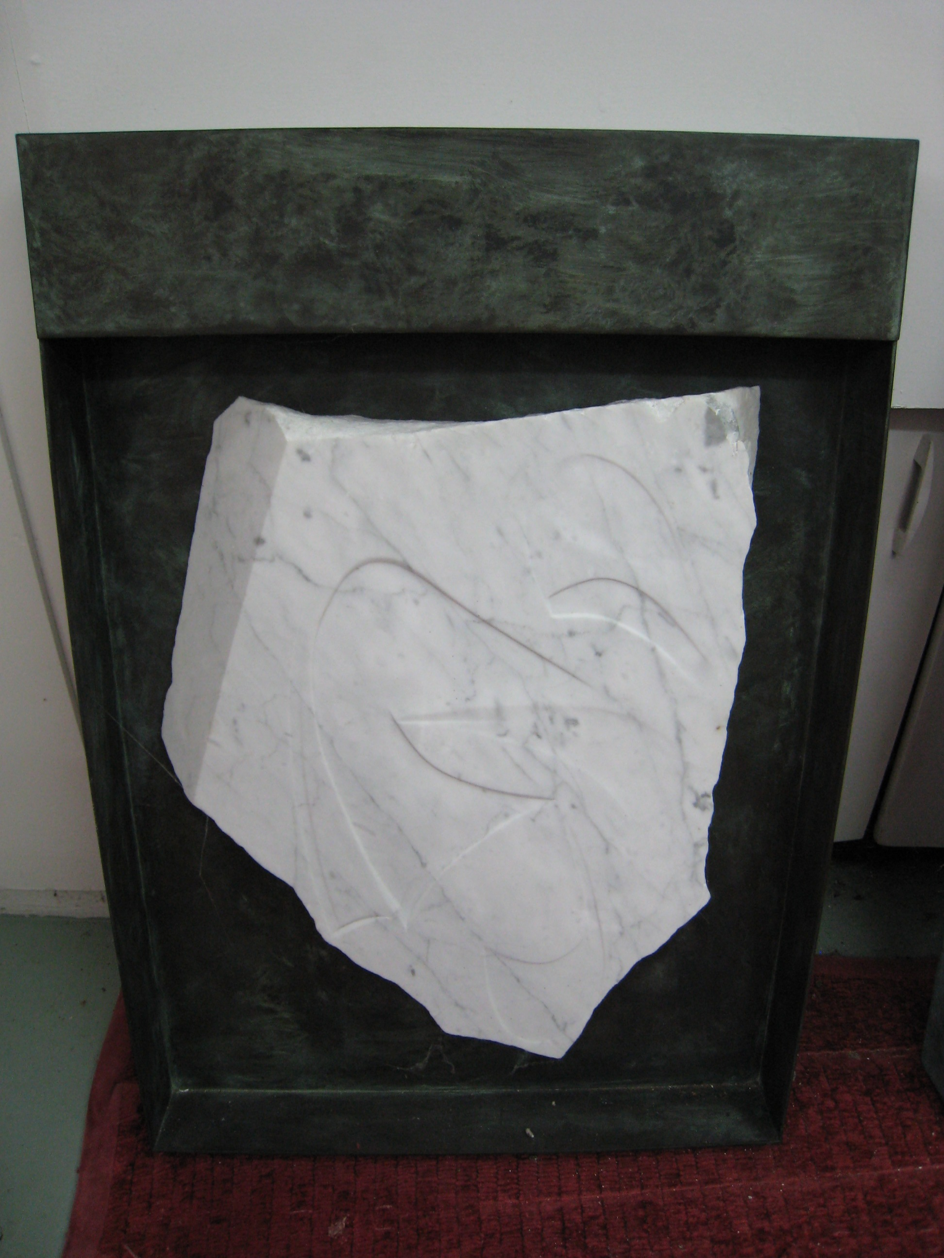Marble Relief 1