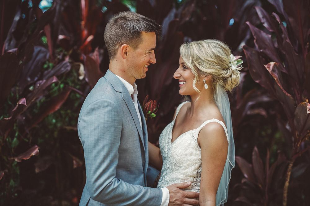 Marissa & Hunter, Aliomanu Estate wedding