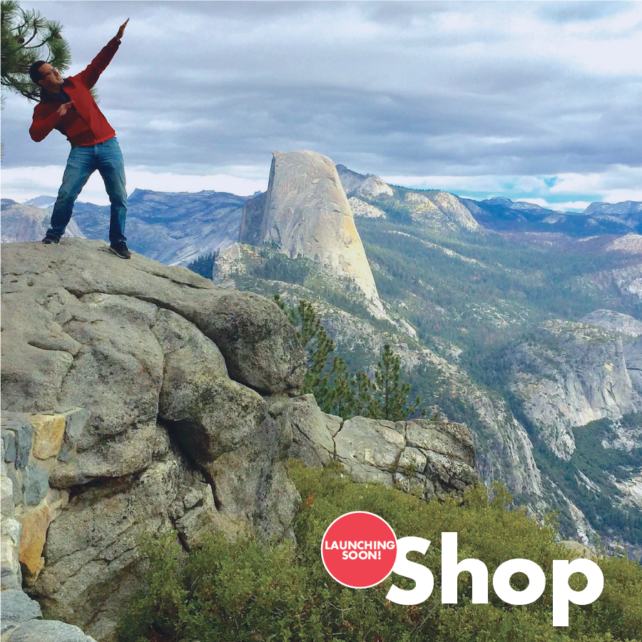 Our STORE equips you with inspiration and accessories to travel the world. - Launching Soon!