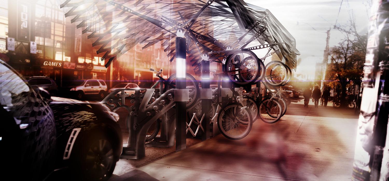 PoP-UP Bike Terminal