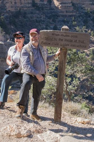 We were there - Grand Canyon