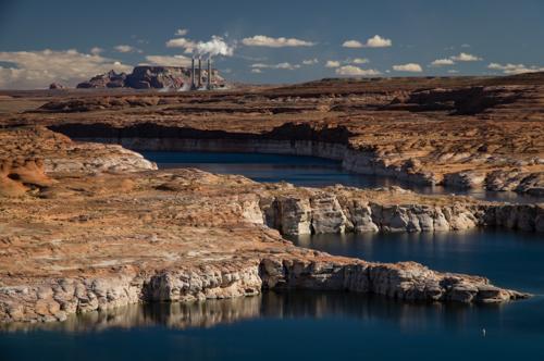 Lake Powell, Glen Canyon Dam
