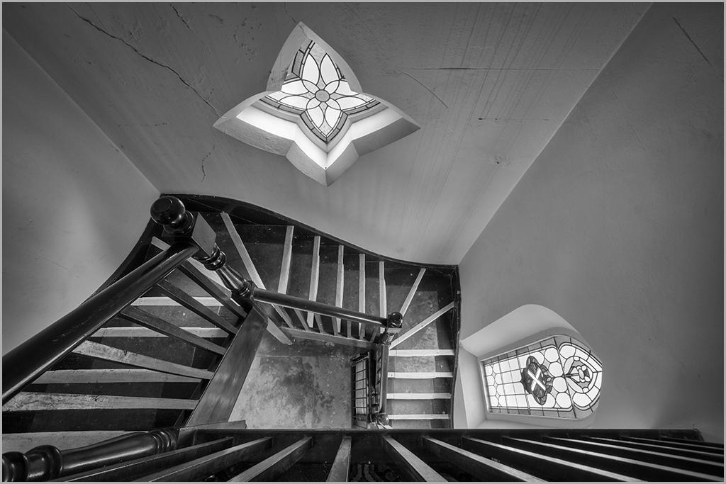St andrews stairway - Aldo Trissi