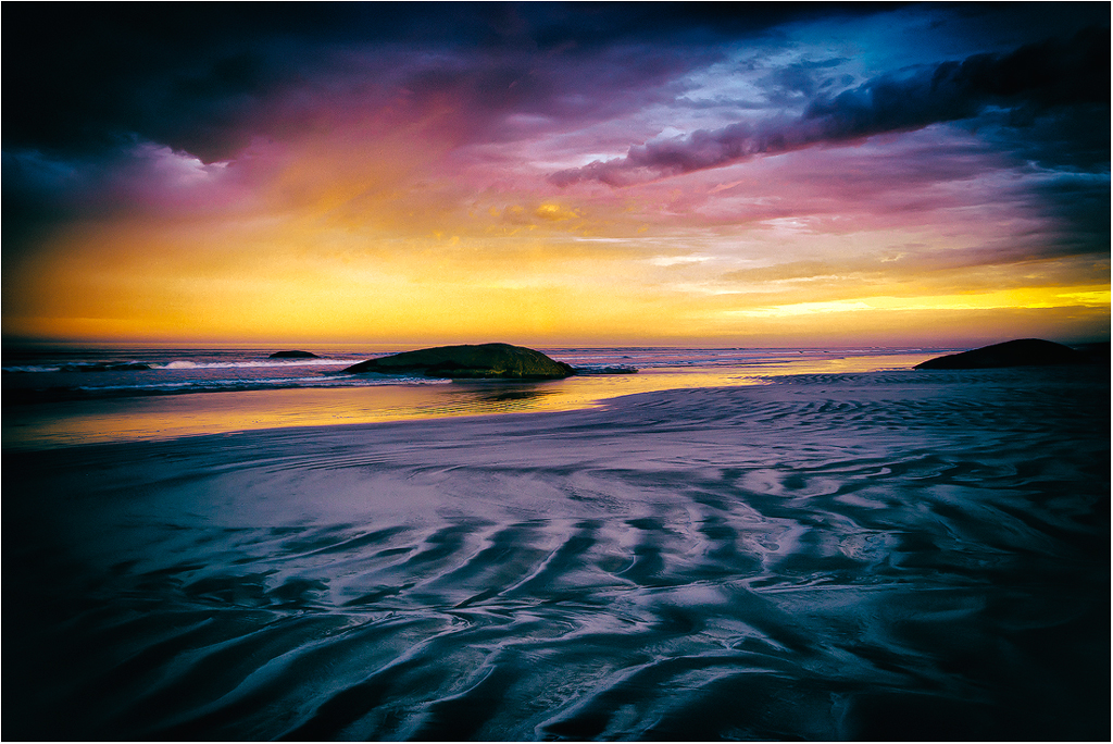 Granite Sunrise - Ross Pollock