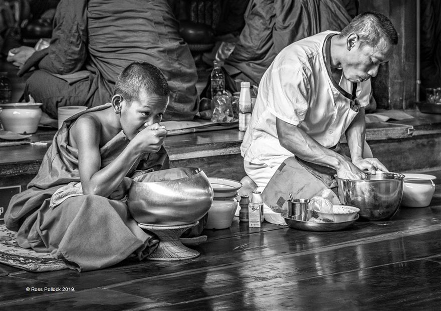 Temple Breakfast