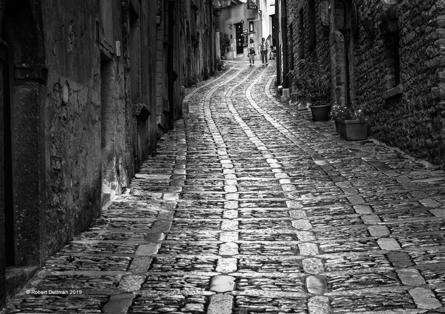 Erice Street, Sicily