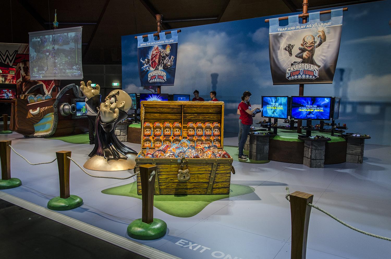 Skylanders - EB Expo 2014
