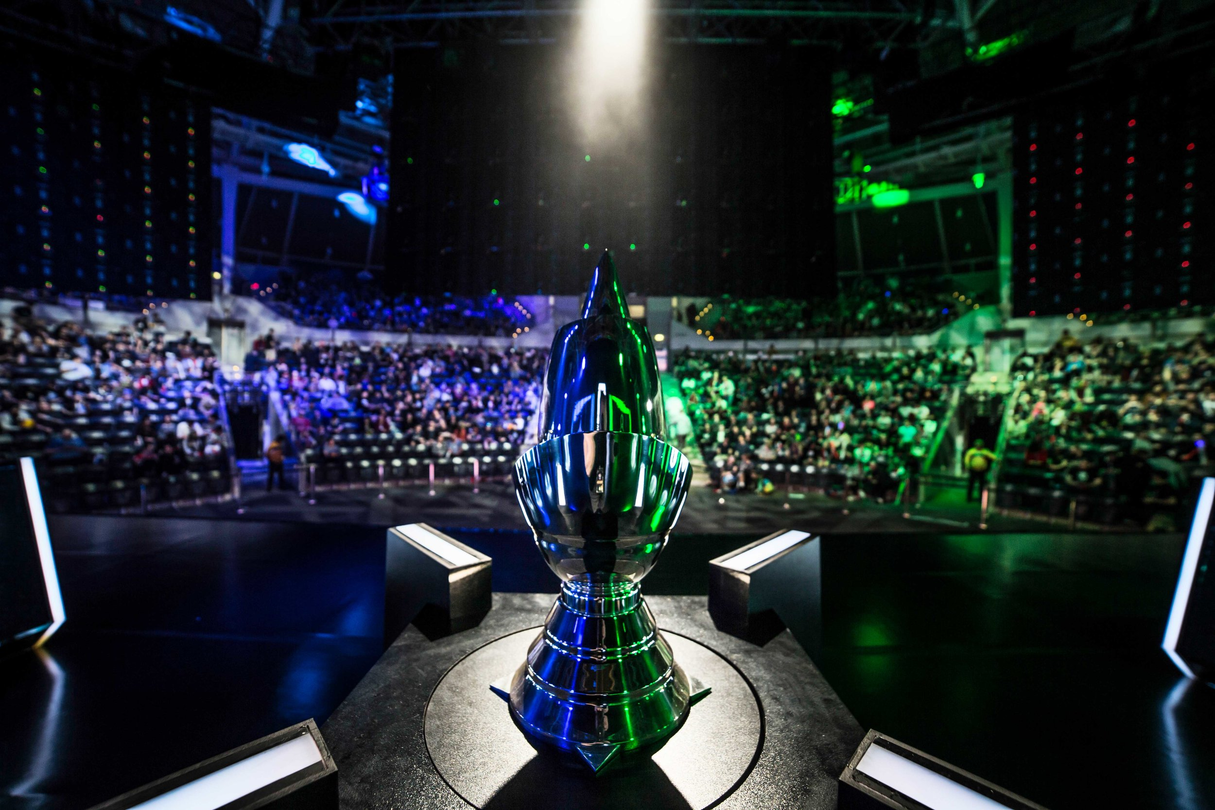 League of Legends 2016 OPL Grand Finals