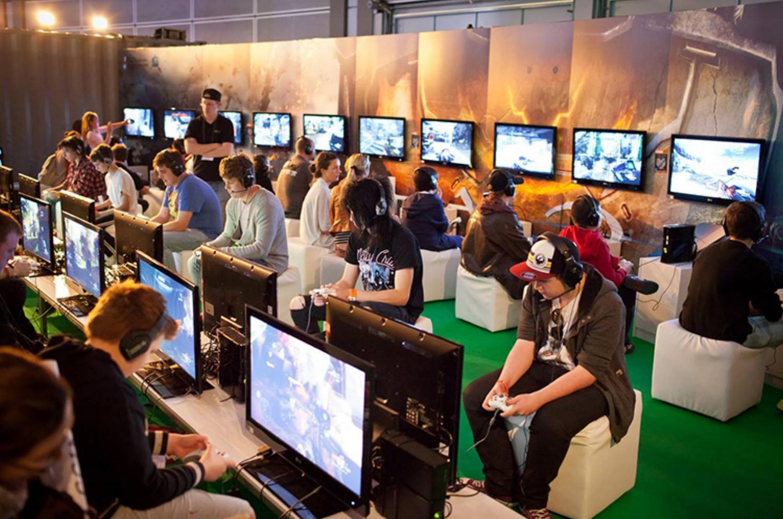 Xbox Stand - EB Expo 2012