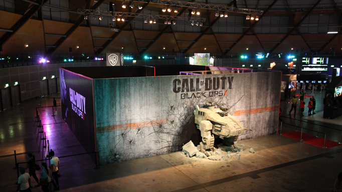 Call of Duty: Black Ops II - EBX 2012