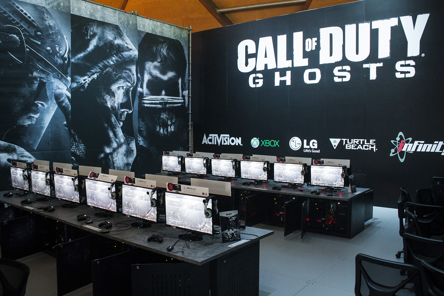 Call of Duty: Ghosts - EB Expo 2013