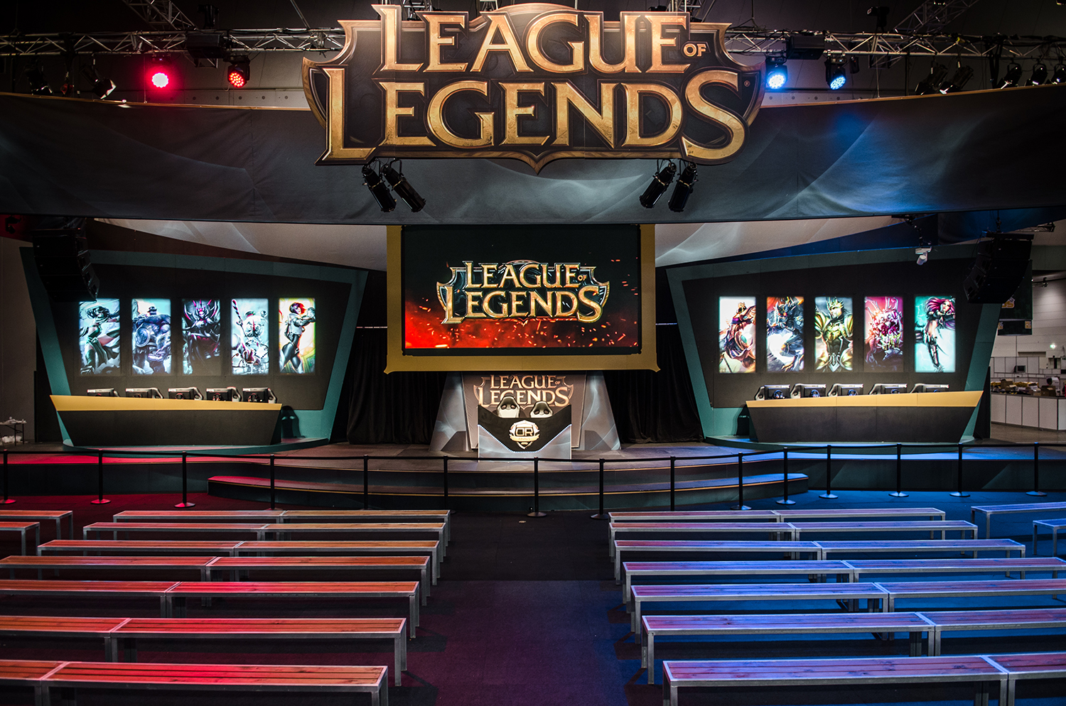 League of Legends 2014 Oceanic Regionals