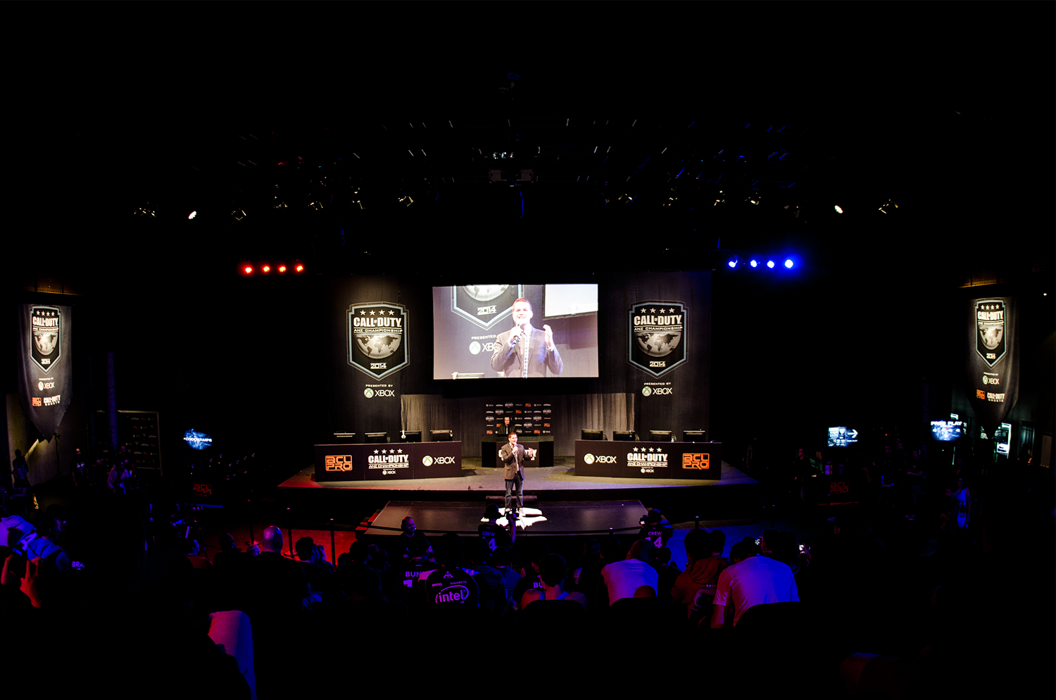 Call of Duty Championship - 2014