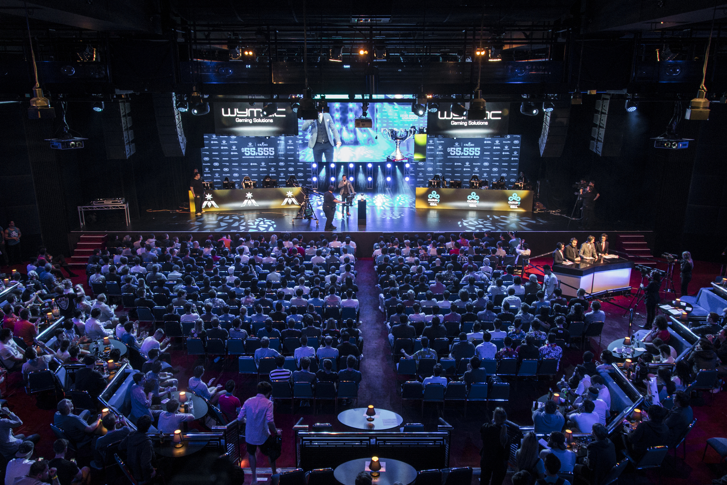 Crown's $55,555 CS:GO Invitational