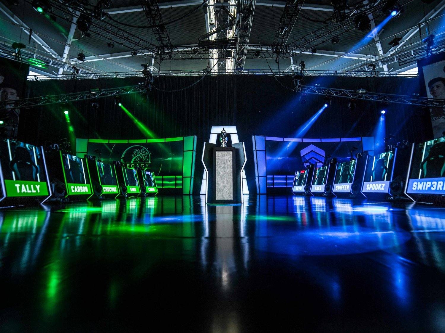 League of Legends OPL Finals