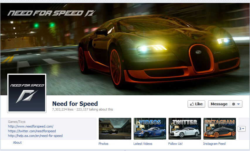 Need For Speed Launch