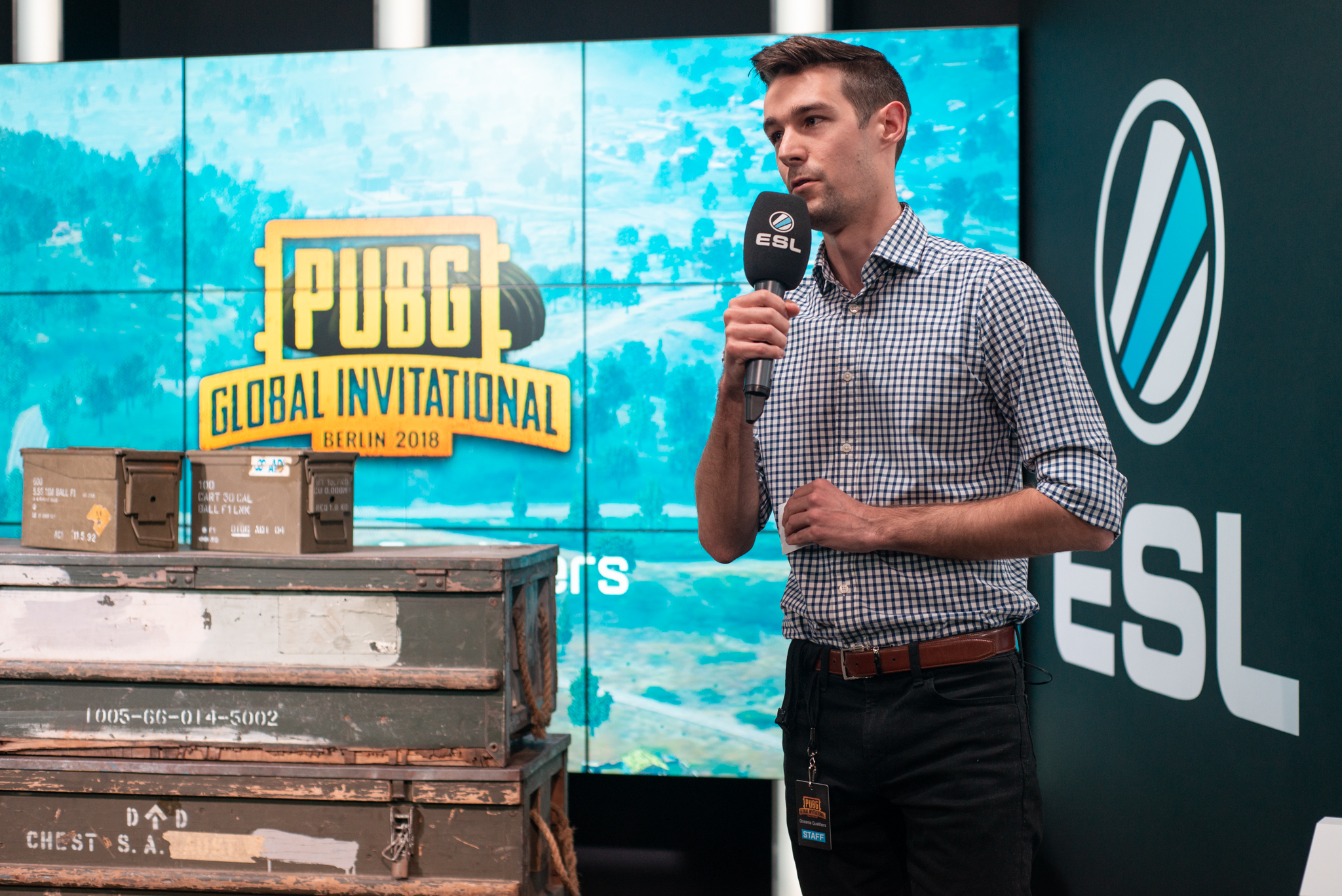 PUBG Global Invitational Oceania Qualifier