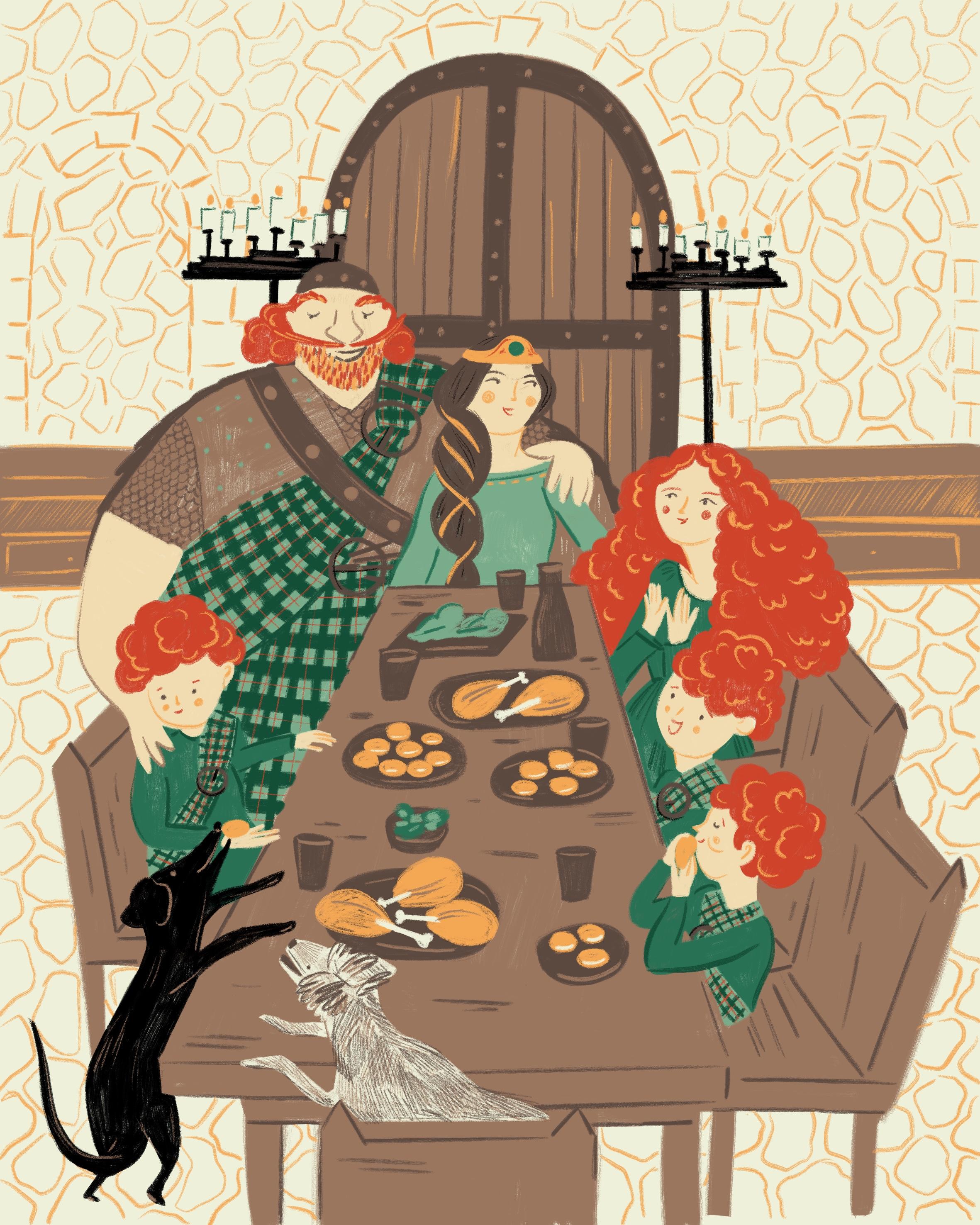 Brave by Josefina Schargorodsky