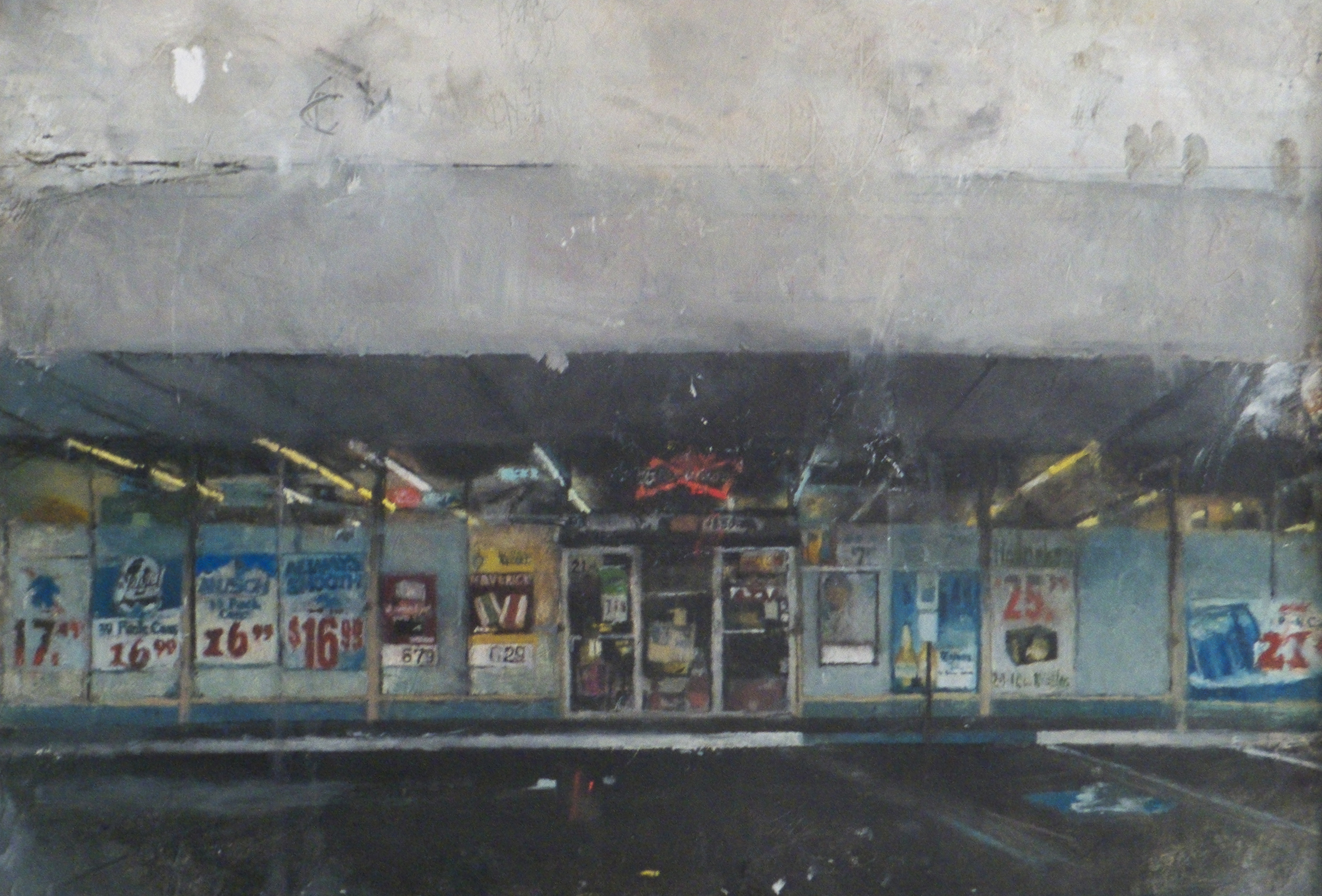 Untitled (Liquor Store)