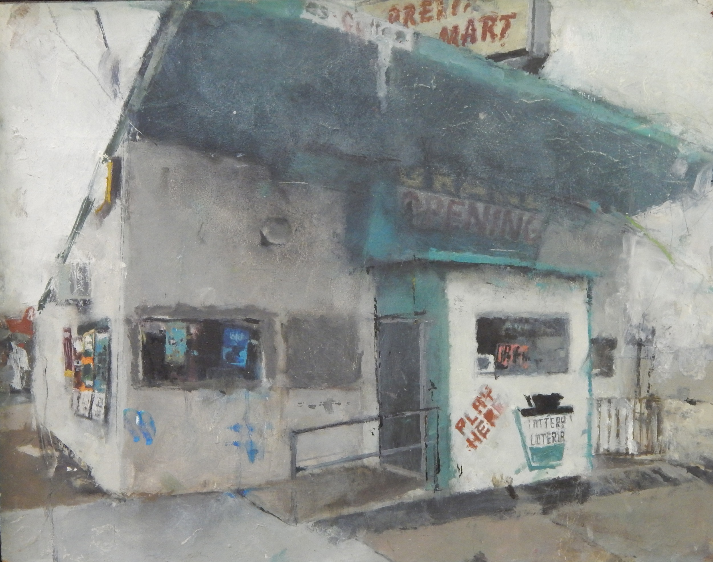 Untitled (Food Mart)