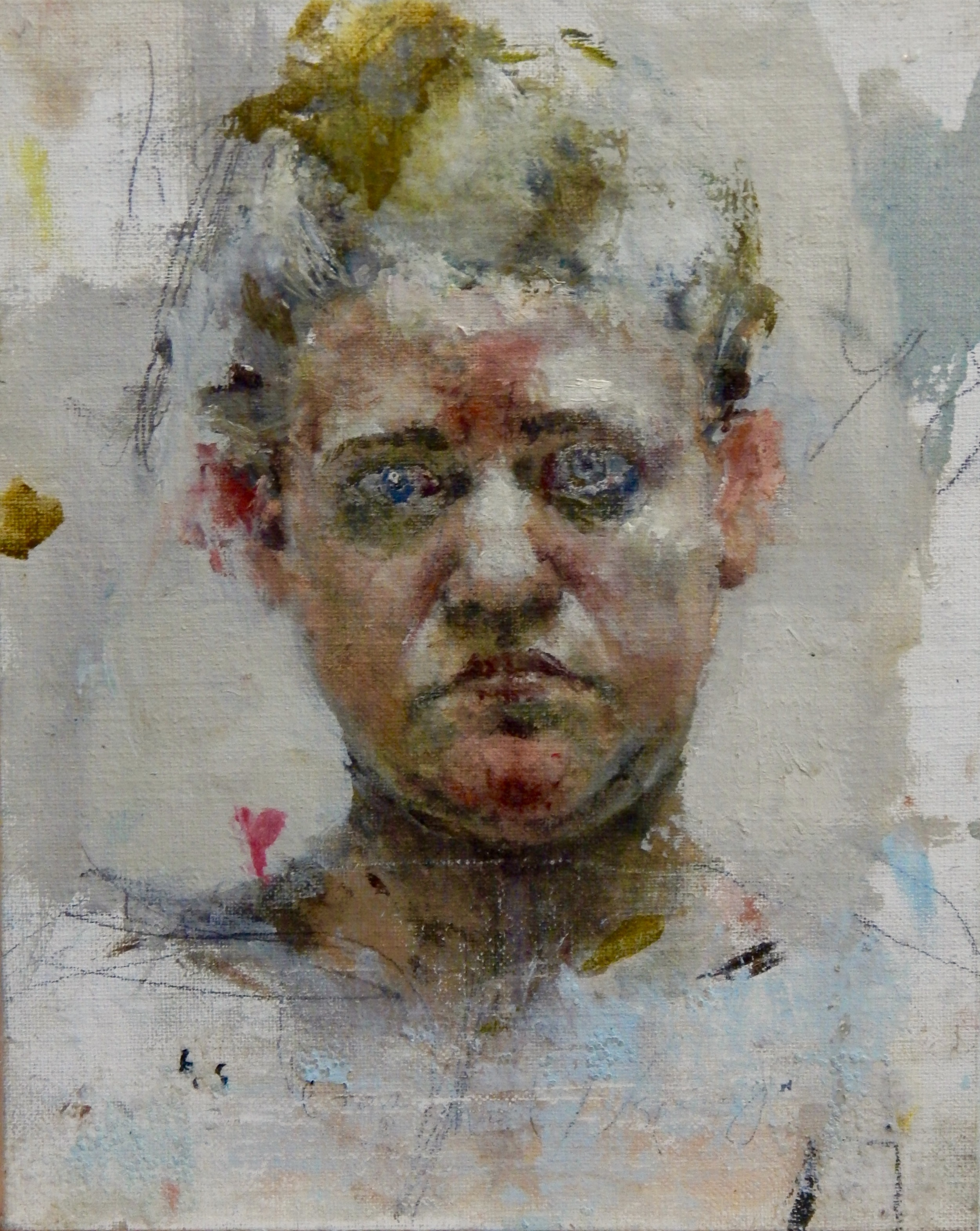 Self-Portrait Study