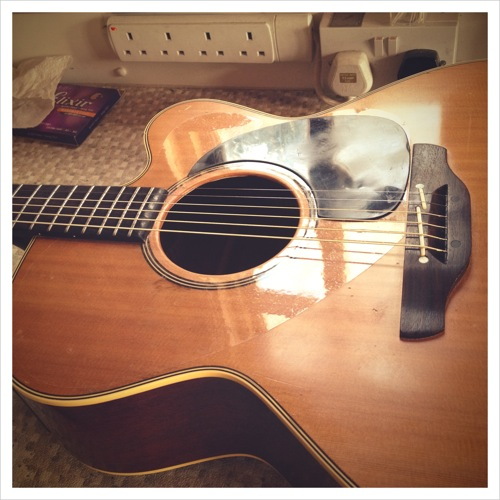 acoustic guitar repair ireland