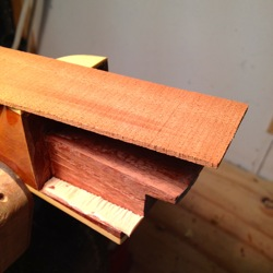 guitar neck tenon break