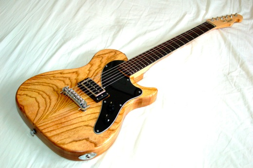 Haze Guitars Blue Collar