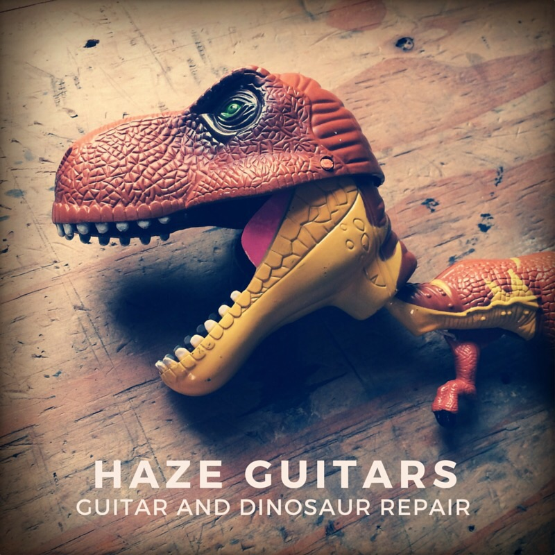 Gerry Hayes: Paleontology and Musical Instrument Consultant, Jurassic World.