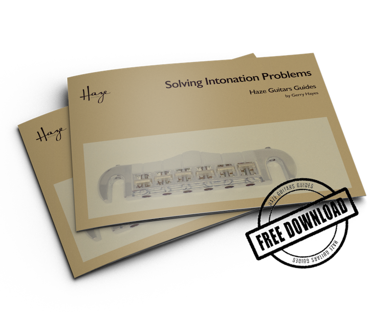 Get your free download of Solving Intonation Problems