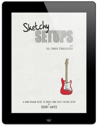 Sketchy Setups — Haze Guitars