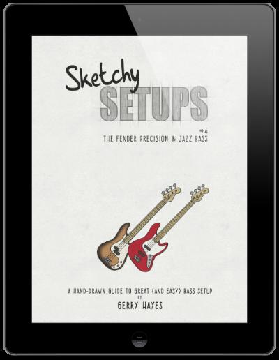 Fender Precision and Jazz bass setup