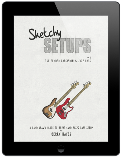Fender Precision and Jazz Bass setup guide