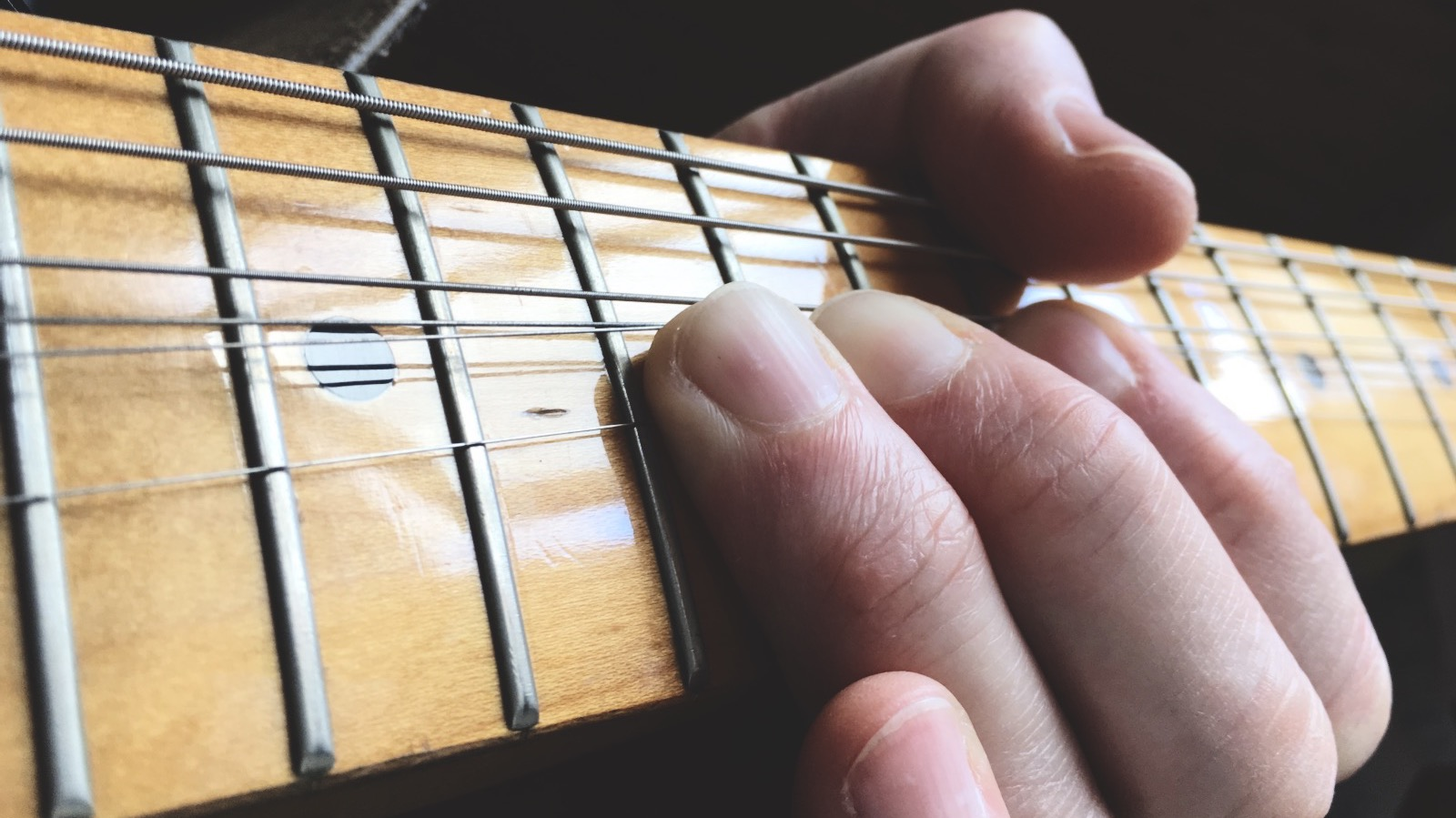 Guitar bends can choke on some instruments. Careful setup compromises can help.