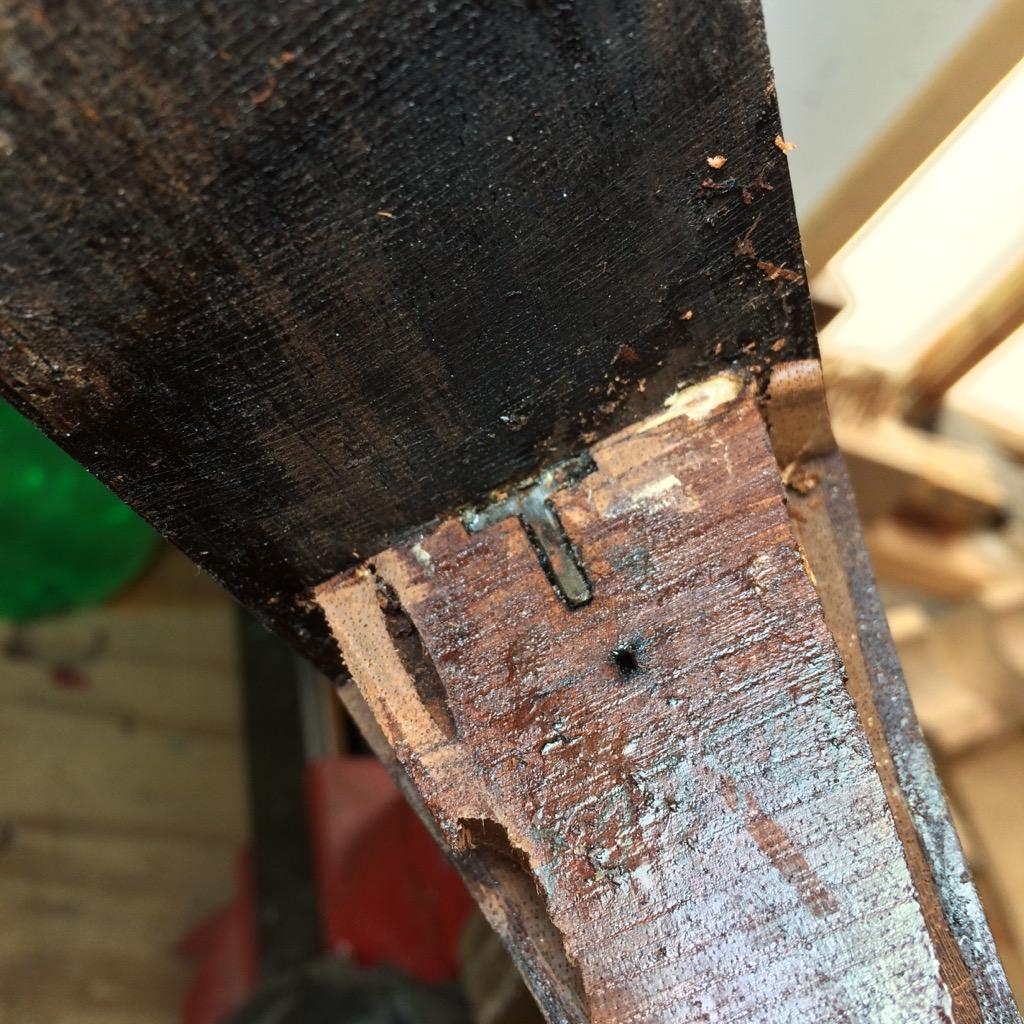 Martin T-Bar truss rod