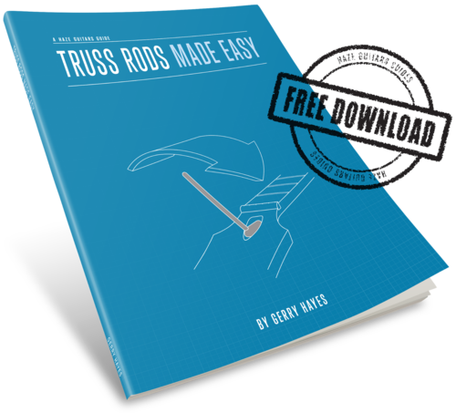 All you ever wanted to know about truss rods