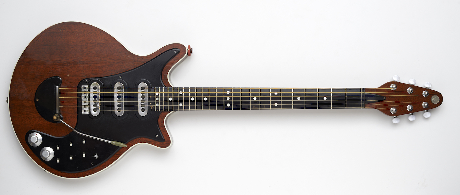 Brian May's Red Special - Book and blog by Simon Bradley