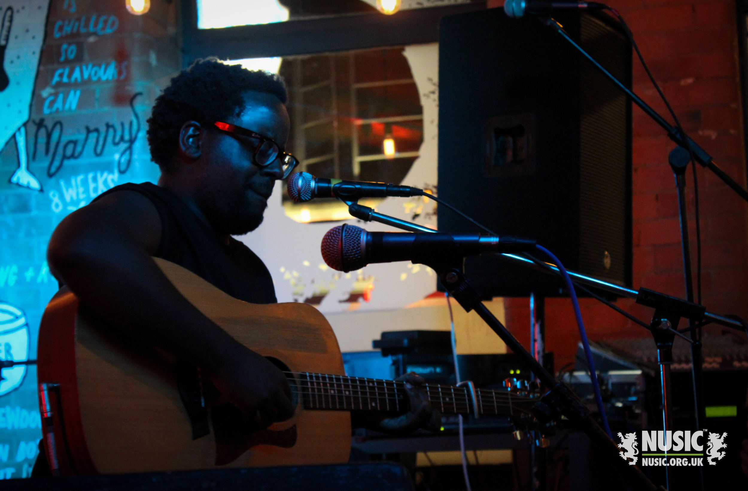 Daudi Matsiko @ Hockley Hustle 2015.