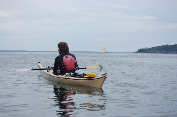 Copy of Sea Kayaking the Maine Island Trail