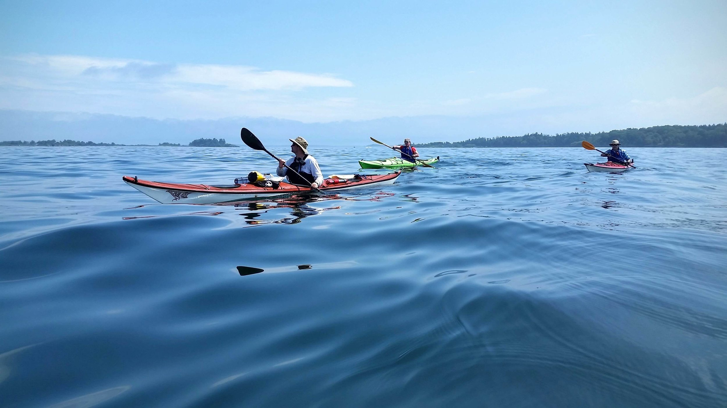 Crescent Beach Half-Day Kayak Tour - $65 per person, $55 for kids 12-1611:00 AM - 2:30 PMSaturdays or by request, Tours start July 1